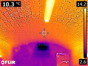 heat loss through floor