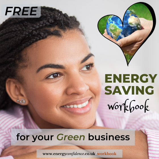 FREE energy saving workbook for your business
