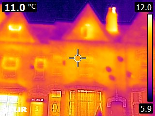 Prices reduced for thermal imaging energy advice packages